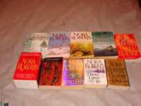 Nora Roberts english books for urgent sale