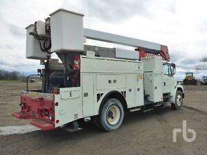 1995 FRIEGHTLINER S/A BUCKET TRUCK ONLY $14,995