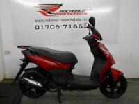 SYM Symply 2 125 E4 low rate finance 5 year finance