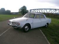 1968 Rover 3500 V8 P6 Saloon Petrol Automatic