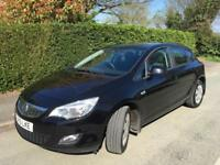 VAUXHALL ASTRA 1.4 VVT 2010 LOW MILES 45K FSH BY VAUXHALL 1 PR OWNER