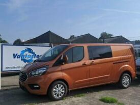 2020 Ford Transit Custom 300 L2H1 185ps Auto Limited Double Cab EU6