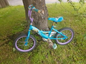 "Huffy - Girls ""Brave"" bicycle"