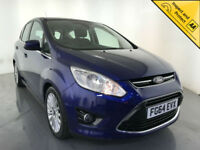 2014 FORD C-MAX TITANIUM TDCI MPV DIESEL 1 OWNER FORD SERVICE HISTORY