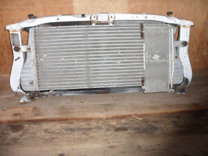 2002 Dodge Diesel Intercooler with tranny cooler - fits 98 to 02