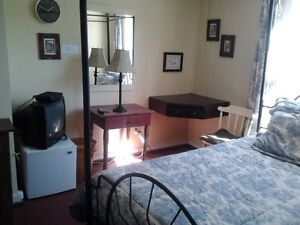 Clean Quiet Rooms in Heritage Home Downtown $45 night.