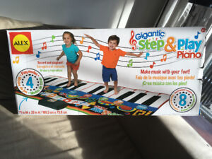 Tapis piano our enfant