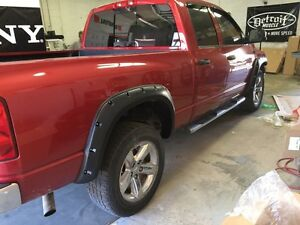 Fender flares fender extender FORD CHEVY GMC RAM TOYOTA NISSAN  Cambridge Kitchener Area image 3