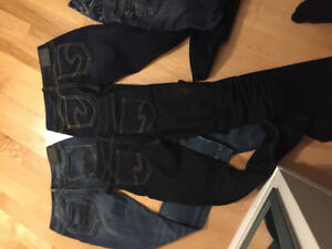 Days old Silver jeans from Pseudio