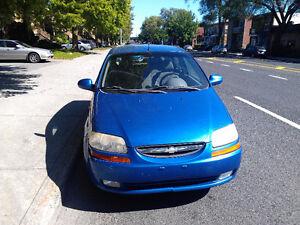 2004 Chevrolet Aveo LS Bicorps