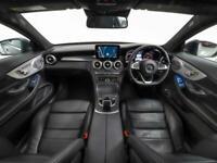 2017 Mercedes-Benz C Class C200 AMG Line Premium Plus 2dr 9G-Tronic Auto Coupe P