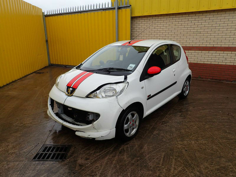 2007 peugeot 107 sport xs 1 0 petrol 5 speed in dungannon county tyrone gumtree. Black Bedroom Furniture Sets. Home Design Ideas