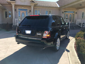 Land Rover Range Rover Sport Supercharged Only 8000KM!