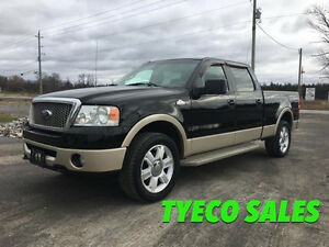 2008 Ford F-150 KING RANCH !LOW KM!