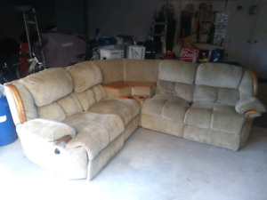 Sectional sofa priced to sell!