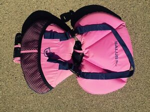 Bijoux pink life jacket for babies