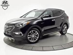 2017 Hyundai Santa Fe Sport 2.0T Limited GPS TOIT CAM DE RECUL A
