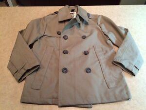 Manteau de coton ZARA pour garçon