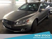 2014 VOLVO V70 D4 [181] Business Edition 5dr Geartronic Estate