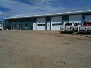 Shop and Office Space for Rent in Drayton Valley