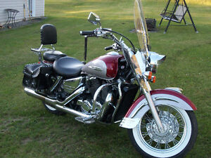 Selling Certified!  1100cc Honda Shadow Aero Cruiser