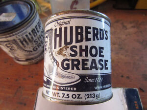 Logging Shoe Grease