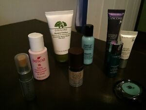 Top brand skin care product lot