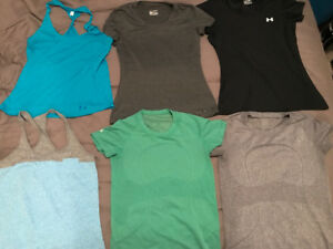 Workout Clothing - Tanks and Tshirts