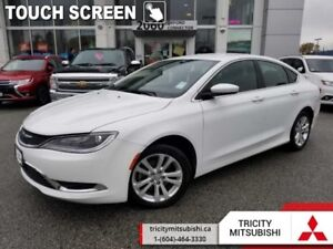 2016 Chrysler 200 Limited  - UConnect -  Power Seat