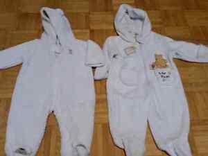 Fleece suits