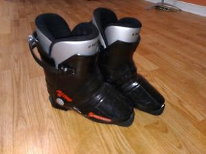 Ski Boots Junior TechnoPro 2.5