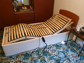 Electric bed single