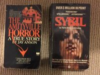 SYBIL &  THE AMITYVILLE HORROR (2 true stories)