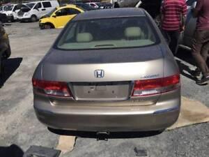 Honda Accord V6 Wrecking for parts