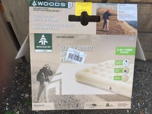 Woods Outbound Double Air Bed