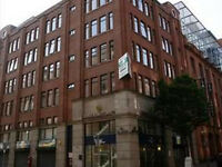 Fully Furnished - ( ADELAIDE STREET -BT2) Office Space to Let in Belfast
