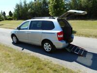 2008 Kia Sedona 2.9CRDi, Manual, Diesel, WHEELCHAIR ACCESSIBLE WAV
