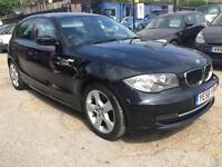 BMW 123d 2.0TD 2009 205BHP **12 Months Warranty Included**