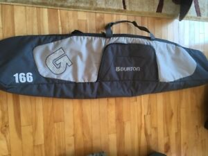 Snowboard Carry Bag-Burton 166