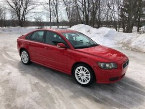Volvo S40 2.5L turbo T5 2005