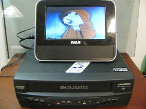 VHS Portable Player