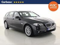 2014 BMW 5 SERIES 520d [190] Luxury 5dr Step Auto Touring