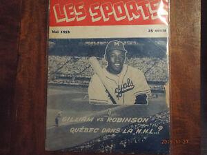 Les Sports - May 1953