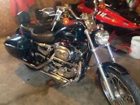 2001 Harley Sporty 1200 must sell now $4500