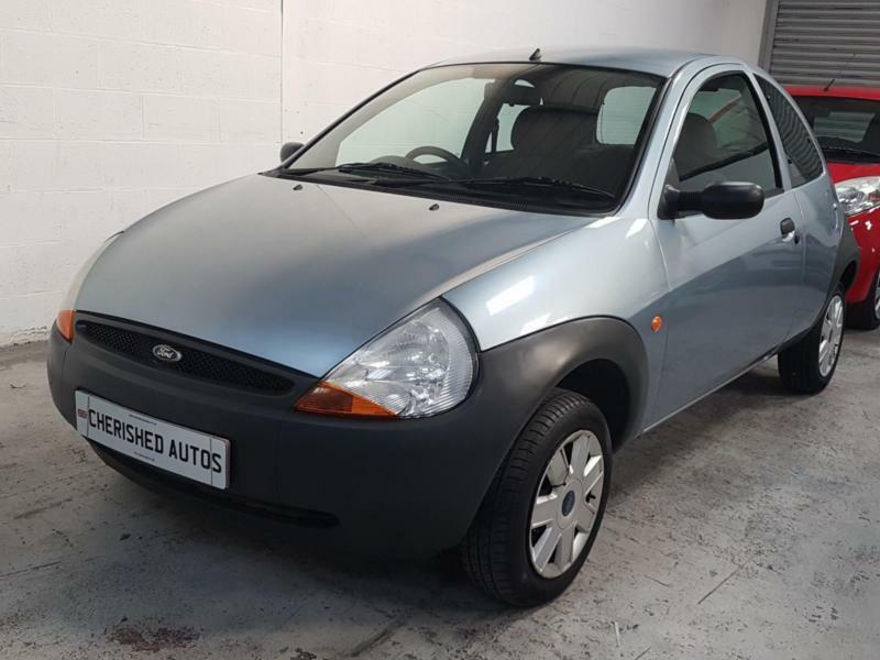 FORD KA 1.3 (2006)* GENUINE 28,000 MILES* 1 LADY OWNER (+FORD)*BEAUTIFUL