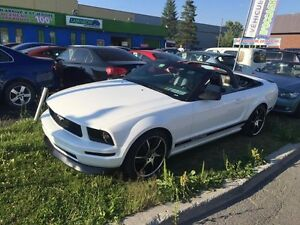 Ford Mustang 2dr Conv 2007
