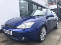2004 Ford Focus 2.0 ST-170 5dr