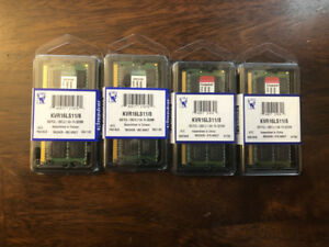 Kingston 8GB RAM Chips for iMac (and other machines)