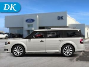 2017 Ford Flex SEL AWD w/ Appearance Pkg, Leather, Nav, Pano Roo