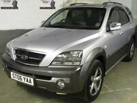 2006 '06' KIA SORENTO 2.5 CRDi XT DIESEL ESTATE 4x4 AWD 4x4 HTD.ELEC.LEATHER